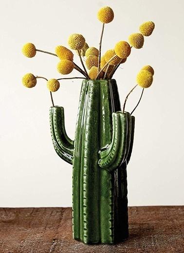 Warm Design Kaktüs Vazo Renkli